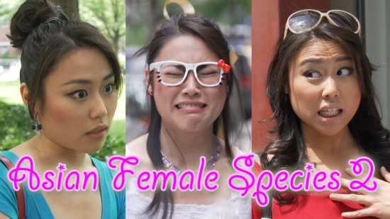 Different Types Of Asian Girls