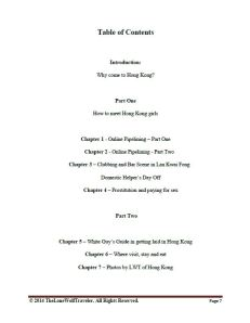 Table of Contents - Copy